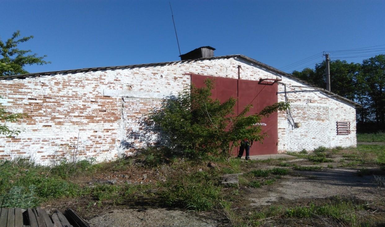 Нежитлова будівля та споруди зернопереробного та млинового комплексів у Одеській області