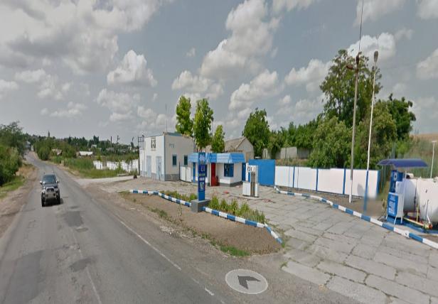Автозаправна станція, в Одеській області